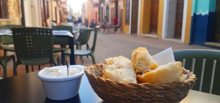 brot allioli calle loreto denia beste restaurants