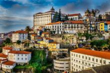 porto stadt portugal