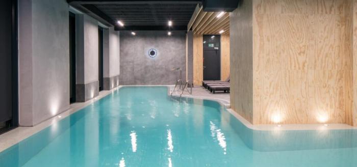 baltin blu aparthotel pool