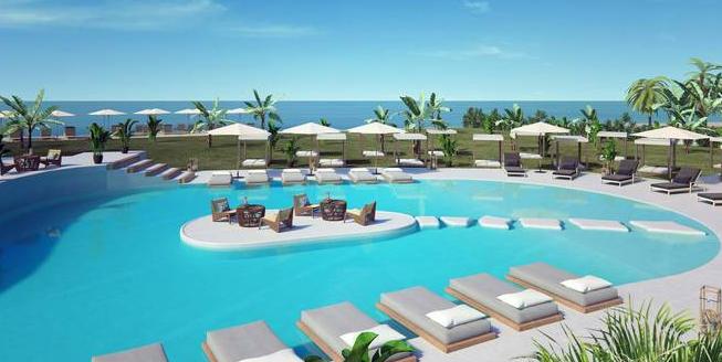 pepper sea club hotel pool