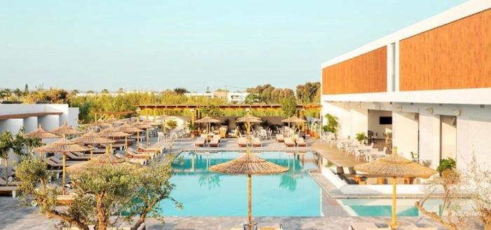 pool sunprime pearl beach hotel kos