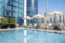 steigenberger hotel business bay pool