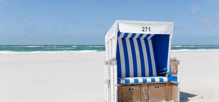 sylt strandkorb westerland