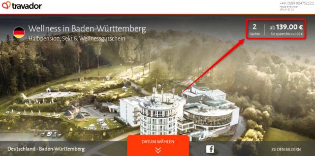 raitelberg resort deal travador
