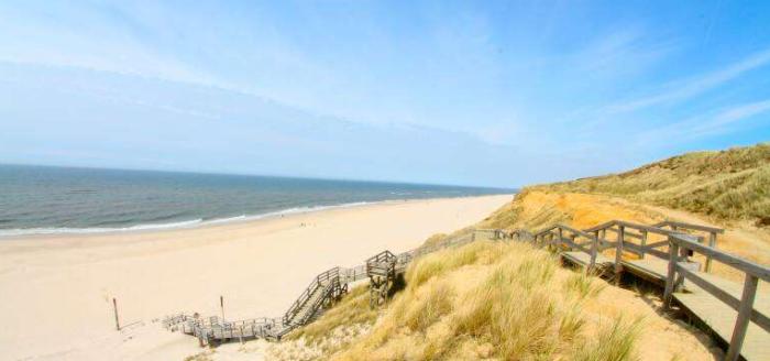 sylt strand wenningstedt