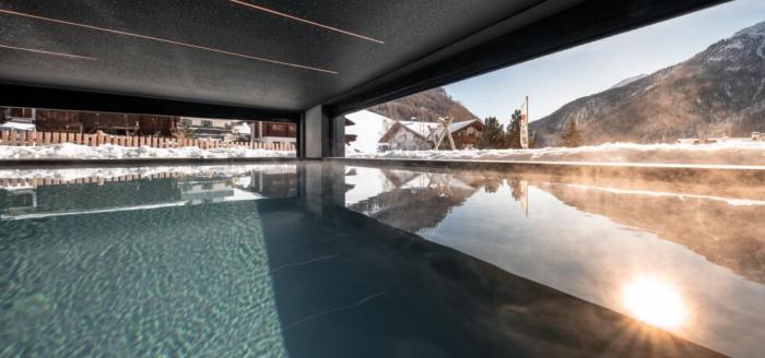 hotel adlernest pool
