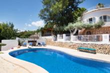 villa samar altea bookingcom pool