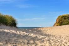 nordsee strand duenen