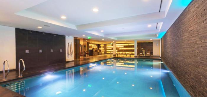 leonardo royal hotel den haag pool