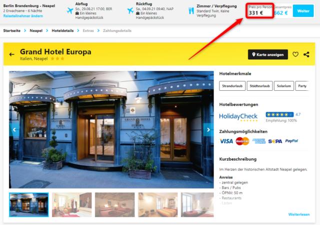 neapel trip grand hotel europa hlx